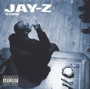 5 Jay-Z-The Blueprint This album made me feel like Jay-Z was an actual artist. Some people rap about materialistic things,but this album had substance.