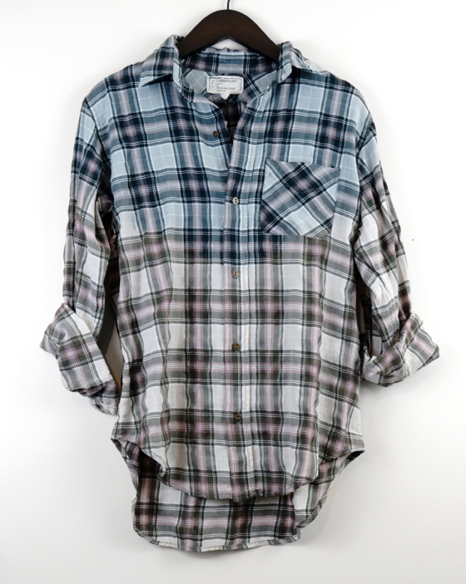 Plaid Prep School Shirt
