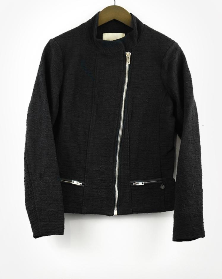 Short Patterned Jacket